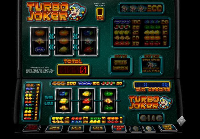 Turbo Joker gokkast review
