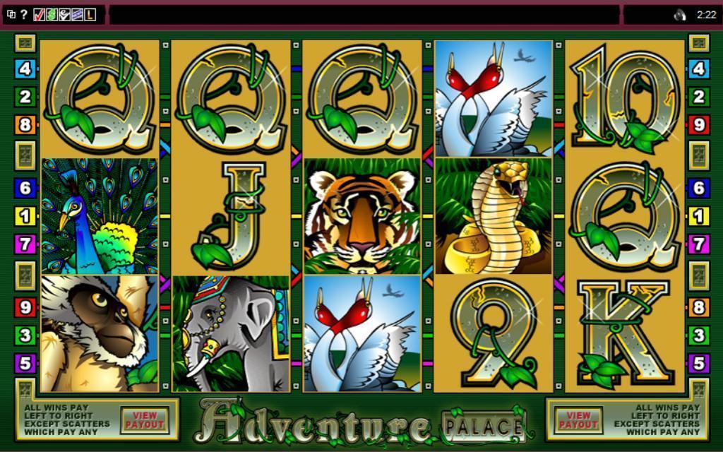 Adventure Palace gokkast review