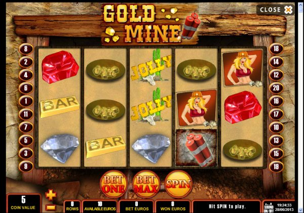 Gold Mine gokkast