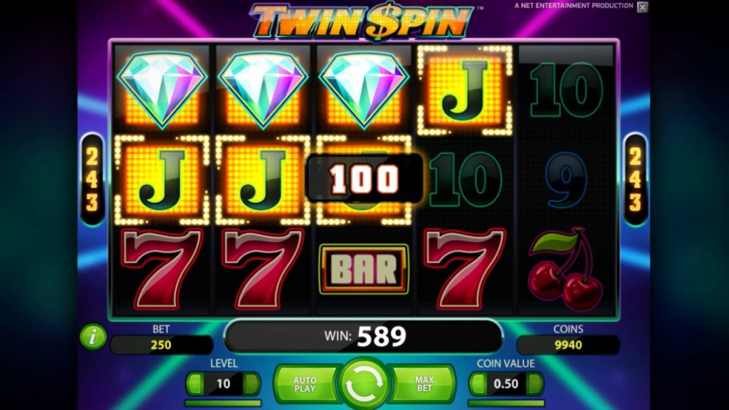 Twin Spin gokkast
