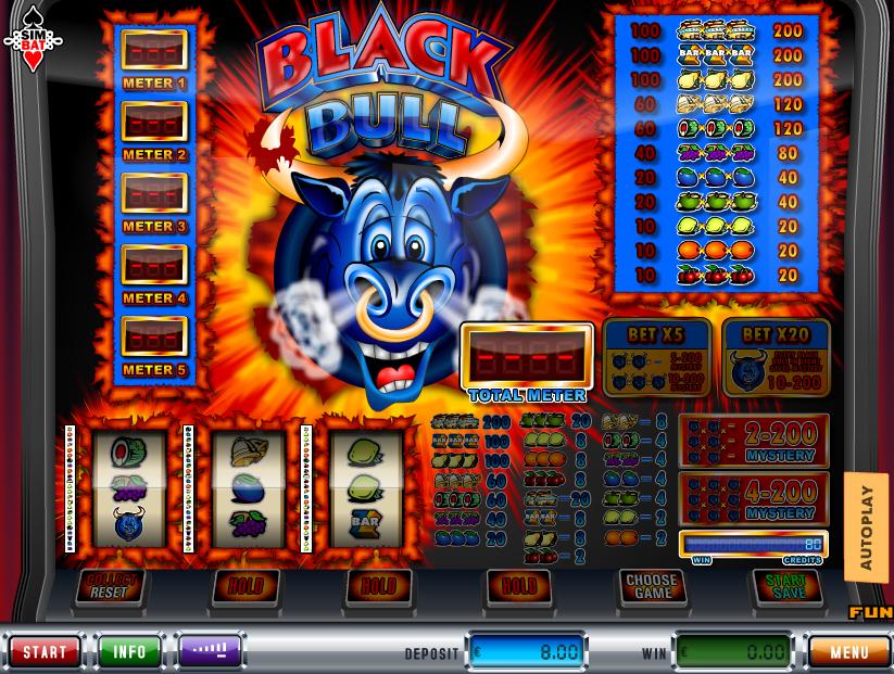 Black Bull spelen