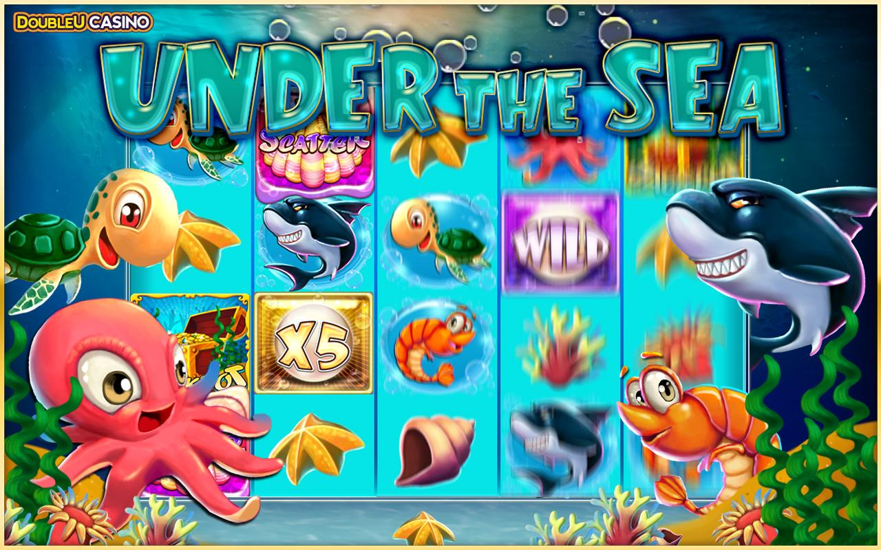 Double U Casino - Under the sea slot