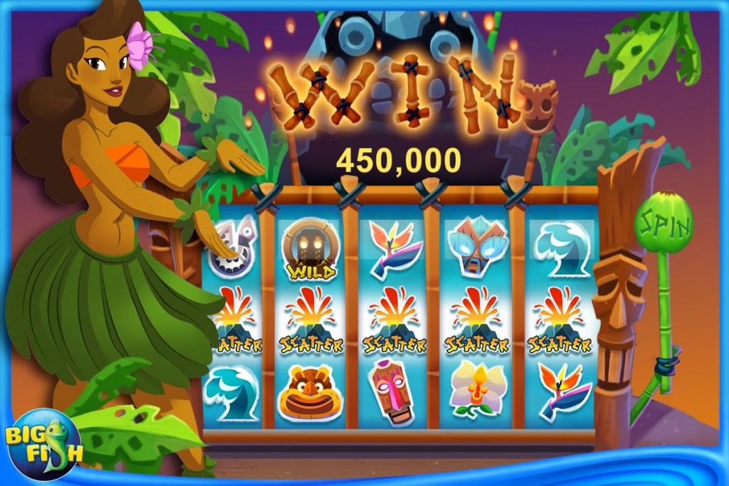 Review van de big fish casino free slots app for Big fish casino slots