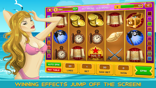 Slots Vacation screenshot iPhone