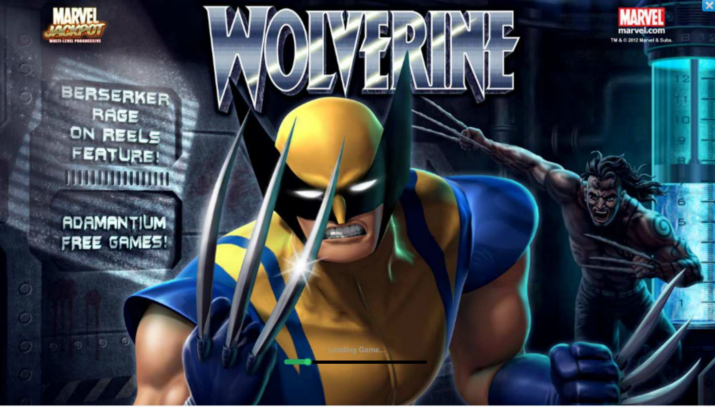 Wolverine gokkast review