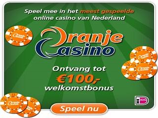 Oranje Casino Screenshot
