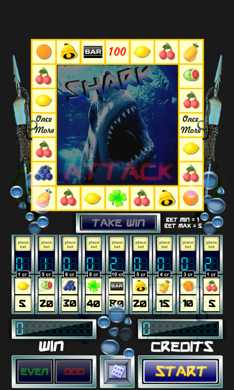 Shark Attack voor Android