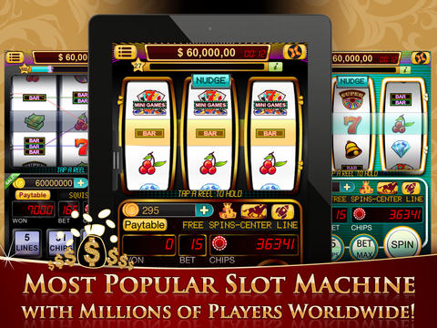 Slot Machine Free Slots & Casino google play