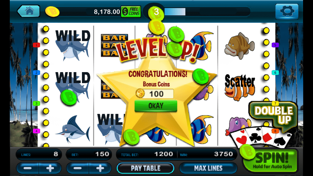 Hawaii slots app voor de iPhone