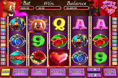 Mega Hearts 2 gokkast app